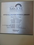 Image for Joyce Ellington Branch Library - 2008 - San Jose, CA