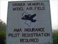 Image for Kroger Memorial Model Air Field.