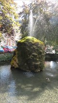 Image for Fish Pond Fountain - Matlock Bath,UK