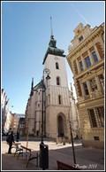 Image for St. James' Church / Kostel sv. Jakuba - Brno, Czech Republic