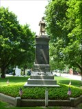 Image for Uxbridge Civil War Memorial - Uxbridge, MA