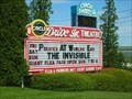 Image for Circle Drive-In, Dickson city, Pennsylvania