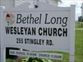 Image for Bethel Long Wesleyan Church - Darke County, Ohio