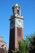Image for The Carrie Tower, Brown University Campus, Providence, RI