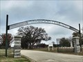 Image for Oakwood Cemetery Entrance - Corsicana, TX