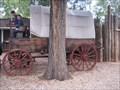 Image for Covered Wagon at Dennys Wigwam, Kanab, UT
