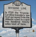 Image for First Dividing Line ----  Moyock in Currituck County, North Carolina