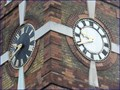 Image for Dock Office Clock - Surrey Quays, Rotherhithe, London, UK