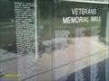 Image for Veterans Wall at Fair Oaks CA