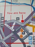 Image for YOU ARE HERE - St John's Street, Cambridge, Cambridgeshire, England