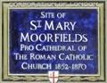 Image for St Mary Moorfields - Blomfield Street, London, UK