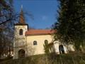 Image for Kostel sv. Ducha -Trnová,  okres Praha-západ, CZ