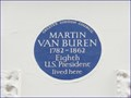 Image for Martin van Buren - Stratford Place, London, UK