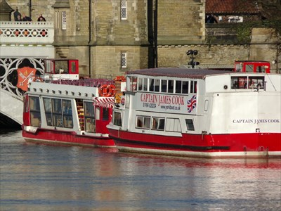 River Ouse Cruise - Visitor Attraction - York.