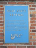 Image for Ohio State Arsenal Marker - Columbus, OH