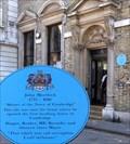 Image for FIRST - Banker in Cambridge - John Mortlock
