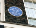 Image for Thomas de Quincey, London