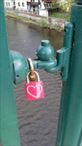 Image for Love Padlocks II in Saalfeld/ Thüringen/ Deutschland