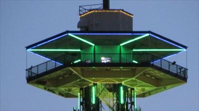 Space Needle - Satellite Oddity - Gatlinburg, TN.