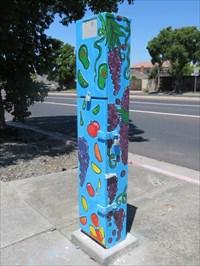 Neighboring Box, Sunlit, San Jose, CA