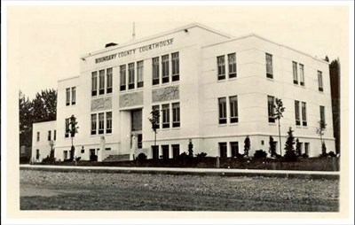 Courthouse ca 1940