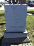 Image for Vietnam War Memorial, Memorial Park, Jefferson, OH, USA
