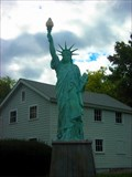 Image for Statue of Liberty Hudson NY