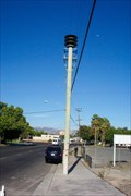 Image for Warning Siren on Alma at Old R&R Crossing