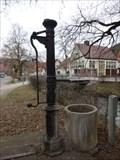 Image for Handpumpe I Bad Niedernau, Germany, BW