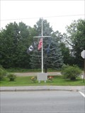 Image for Memorial Flagpole - Woodsville, NH