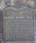 Image for Milford Stamp Mill ~ 91