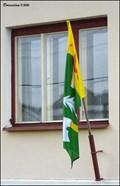 Image for Oldrichov v Hájích municipal flag / Obecní vlajka Oldrichova v Hájích (North Bohemia)