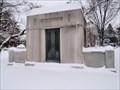 Image for Higgins Mausoleum - Woodlawn Cemetery - Toledo,Ohio