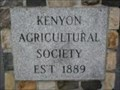 Image for Kenyon Agricultural Fairgrounds