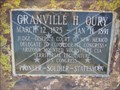 Image for Granville H. Oury