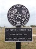 Image for Abbott Cemetery
