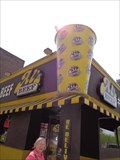 Image for Ginormouse Soda Cup - Al's Beef - Chicago, Illinois, USA.