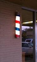 Image for Main Street Barber Pole - Clearfield, Utah