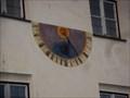 Image for Sonnenuhr Jakob Prandtauer Haus, Stanz, Tirol, Austria