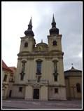 Image for Kostel Nanebevzetí Panny Marie - Brno, Czech Republic