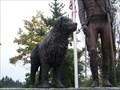 Image for Seaman Statue - Meriwether Lewis' dog - Ft. Lewis, Washington