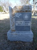 Image for William J. Moore - Hutchins Memorial Cemetery - Hutchins, TX