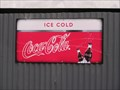 Image for Coca Cola Sign. Awakino. New Zealand.