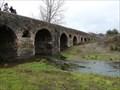 Image for Ponte romana sobre a ribeira de Odivelas - Cuba, Portugal