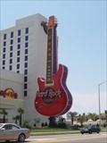 Image for Hard Rock Guitar - Biloxi, Mississippi