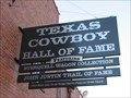 Image for Texas Cowboy Hall of Fame