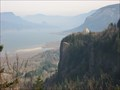 """Image for Chanticleer Point """"crafted by cataclysms,"""" Portland Women's Forum State Scenic Viewpoint, Corbett, Oregon"""