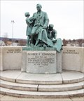 Image for George F. Johnson Monument - Binghamton, NY