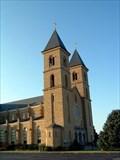 Image for St. Fidelis Catholic Church - Victoria, Kansas