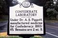 Image for Confederate Laboratory-O 40